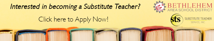 Interested in becoming a substitute teacher